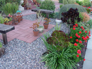 Be One: Landscaping ideas for xeriscape Xeric Garden Designs Html on